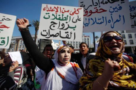 زواج القاصرات في المغرب.. المجتمع المدني يدق ناقوس الخطر