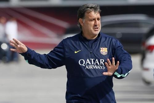 مارتينو: ليس هناك حل وسط لدى برشلونة