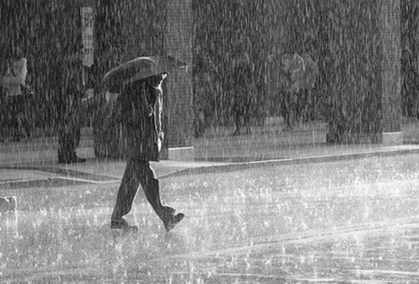 نشرة انذارية خاصة تحذر سكان المدن الشمالية من تساقطات مطرية ورياح قوية