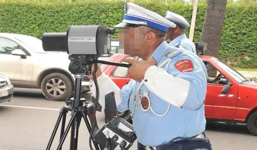 وزارة التجهيز تبدأ العمل بأداء غرامات المخالفات المسجلة بالرادارات على الأنترنيت