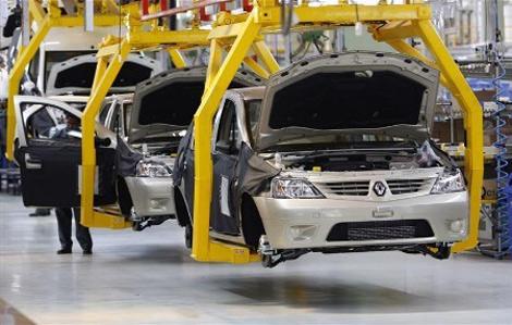 """مجموعة """"رونو"""" تستحوذ على 36.2% من السوق الوطنية للسيارات خلال يناير الماضي"""
