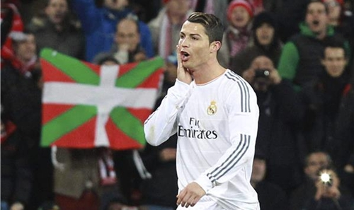 الاتحاد الإسباني يرفض استئناف عقوبة رونالدو بالإيقاف ثلاث مباريات