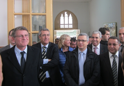 وزيرا التعليم بالمغرب وفرنسا يتفقدان نتائج اتفاقية شراكة بين مؤسستين تربويتين بطنجة