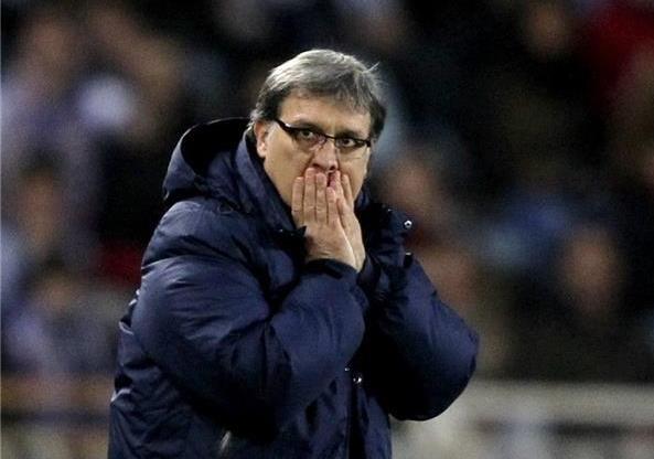 """فلسفة  """"تاتا مارتينو"""" تكلف البارسا ثلاثة نقط ثمينة وتعطي الصدراة للريال"""
