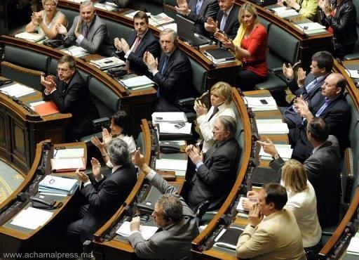 الحزب الإسباني الحاكم يرفض تكوين لجنة بمجلس النواب للتحقيق في أحداث سبتة المحتلة