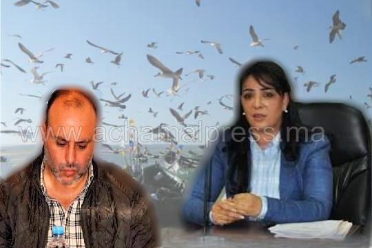 """رئيسة جمعية تتهم """"الإسلامي"""" بنجلون بإقصائه العنصر النسوي من قطاع الصيد البحري"""