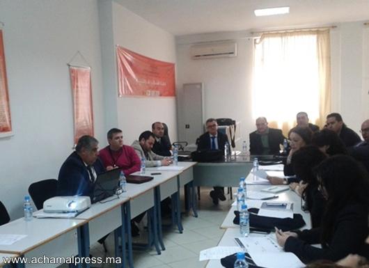 مقاولون مغاربة وإسبان يناقشون بتطوان سبل التعاون المشترك في مجال الأعمال