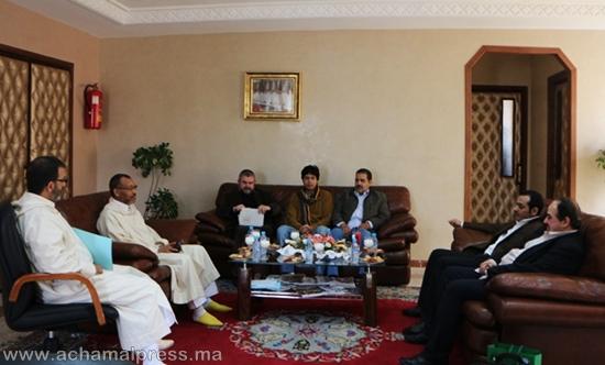 مسؤولون مغاربة وكويتيون يتباحثون بتطوان سبل التعاون المشترك في مجال الإدارة
