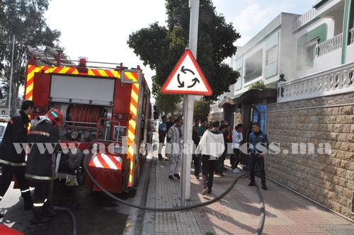 حريق بقاعة للأفراح أرعب السكان والسلطات المحلية بتطوان