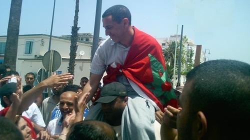 قرار عاملي يقضي بإقالة الاستقلالي بن سعدون من عضوية مجلس اصيلة