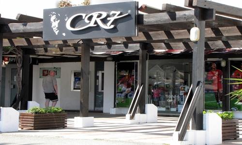 كريستيانو رونالدو ينوي افتتاح متجر لماركته في شمال افريقيا