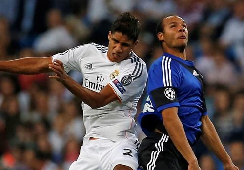 فاران يتعافى من إصابته وجاهز للمشاركة مع ريال مدريد