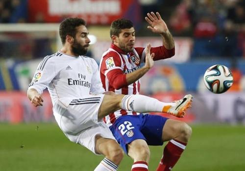 الريال مدريد لم يخسر أي دربي أقيم في معقل أتلتيكو مدريد مند 1999