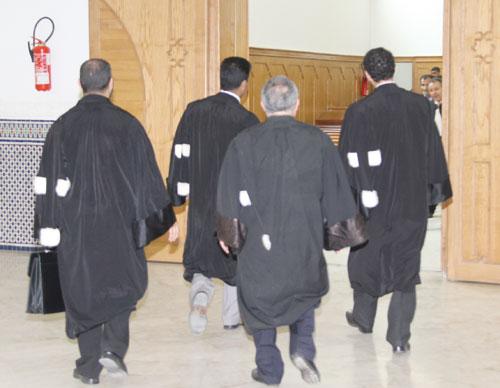 هيئة المحامين بطنجة تصدر قرارات تأديبية في حق عشرة محامين من بينهم أربع نساء