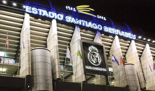"""ملعب """"البرنابيو"""" يملك ثاني اعلى نسبة حضور في الدوري الأسباني"""