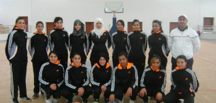 القصر الكبير تحتضن فعاليات البطولة الجهوية لكرة اليد