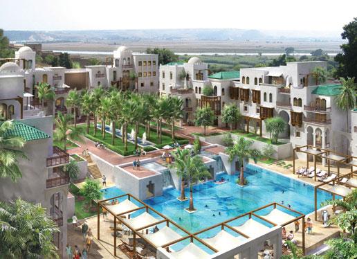 """شركة """"الديار"""" القطرية تشرع في تنفيذ المرحلة الأولى من مشروع """"الهوارة"""" بطنجة"""