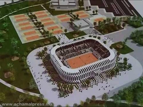 المكتب المسير لإتحاد طنجة يثمن المشاريع الرياضية الكبرى التي دشنها الملك بالمدينة
