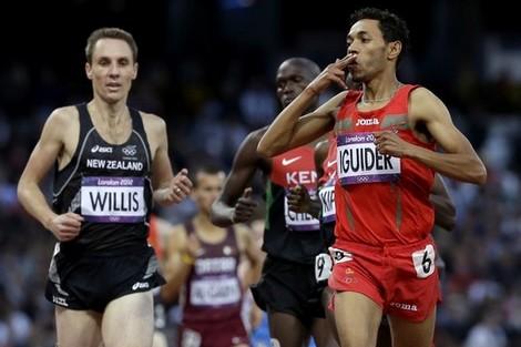 تأهل إيكدر لنهاية سباق 1500م ضمن بطولة العالم داخل القاعة