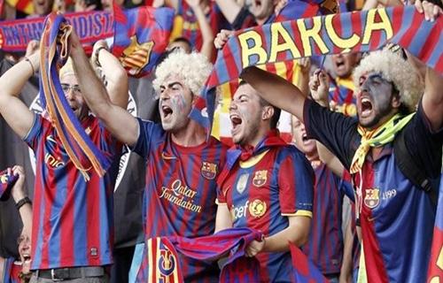 جماهير برشلونة تفقد الأمل في الفوز بالليغا وتتهم ميسي ونيمار