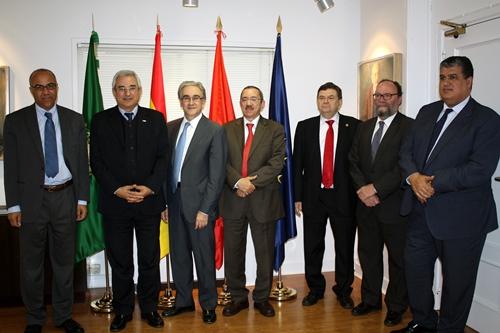 اللجنة المغربية الإسبانية لرؤساء الجامعات تدشن أشغالها