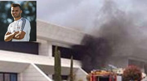 انفجار في منزل نجم ريال مدريد خيسي وإصابة 3 أشخاص