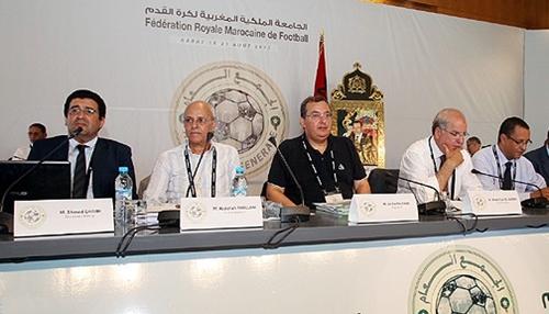 الجامعة الملكية تمنع الولوج للمحاكم في قضايا كرة القدم الرياضية