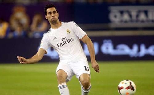 أربيلوا يغيب شهرين عن ريال مدريد