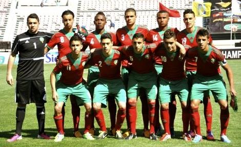 منتخب الوطني أقل من 20 سنة يفوز على منتخب التونسي في كأس شمال إفريقيا