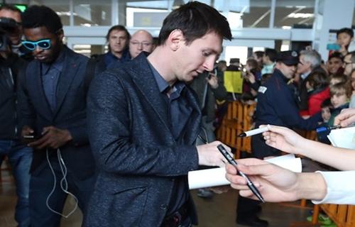 45 مليون يورو تهدد تجديد عقد ميسي مع برشلونة