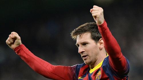 برشلونة يعرض تمديد عقد ميسي حتى 2019
