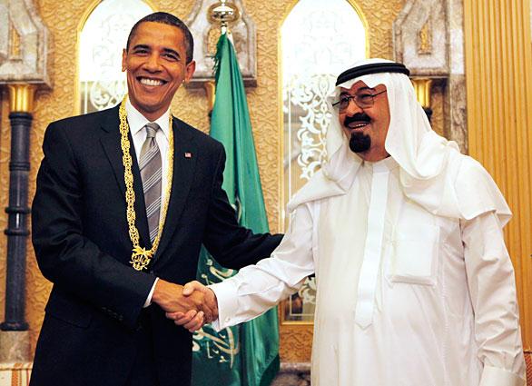 الرئيس الأمريكي يحل بالرياض لإجراء مباحثات مع خادم الحرمين الشريفين