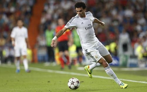 بيبي المتهور مهدد بالطرد خارج ريال مدريد