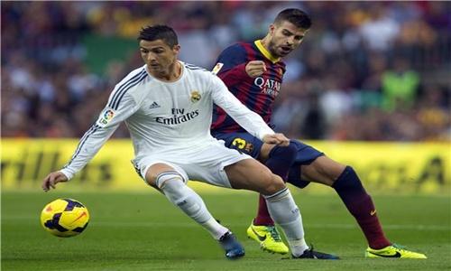 """بيكيه: رونالدو لاعب رائع ومحترم والصحافة """"الصفراء"""" تتسبب في المشاكل"""