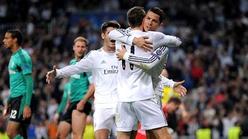 ريال مدريد يتأهل إلى ربع النهائي دون عناء