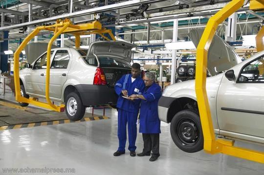 """مصنع """"رونو"""" طنجة يهدد وحدات صناعية للشركة الفرنسية في عدد من دول العالم"""