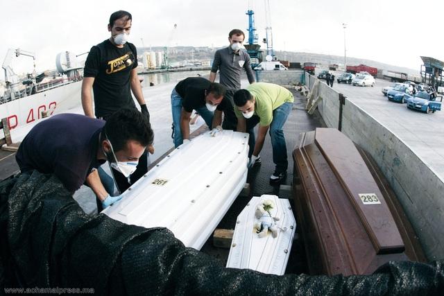 مدريد تدعو الإتحاد الأوروبي لمساعدة بلدان العبور لتفادي تكرار مأساة سبتة المحتلة