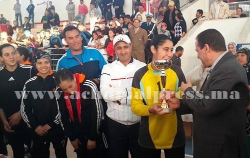 أكاديمية جهة طنجة تطوان تحصد المرتبة الأولى في بطولة ما بين الجهات