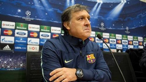 تاتا يرفض التعليق علي مواجهة برشلونة لأتلتيكو بدوري الأبطال