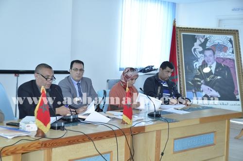 المجلس البلدي للمضيق يشرع في تسوية الملفات العقارية بين الجماعة وسكان المدينة