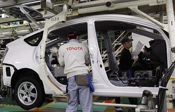 """شركة """"تويوتا"""" لصناعة السيارات تعتزم إنشاء وحدة صناعية ضخمة بطنجة"""