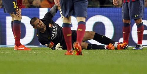 برشلونة يعرض على فالديس البقاء حال عدم تلقيه عروض بعد الإصابة