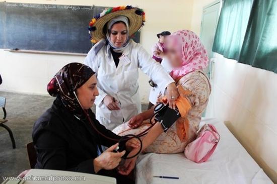 استفادة نحو 73 ألف شخص من الحملات الطبية المنجزة بعمالة المضيق الفنيدق