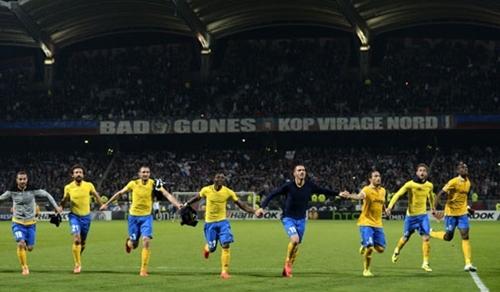 بنفيكا وبورتو البرتغاليان ويوفنتوس الايطالي وبازل السويسري يتألقون بربع نهائي دوري أبطال اوروبا