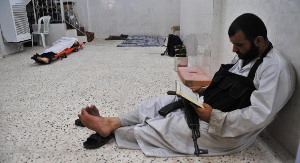 جهاديون عائدون من سوريا إلى المغرب يضربون عن الطعام احتجاجا على اعتقالهم