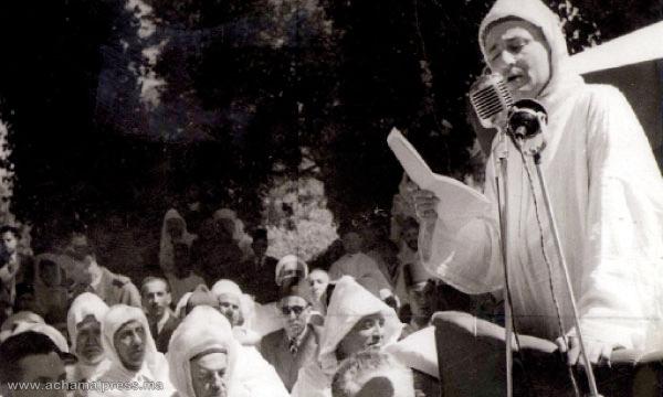 زيارة محمد الخامس التاريخية لطنجة منعطف حاسم في مسيرة الكفاح الوطني
