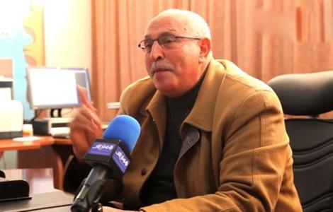 الكرتيلي يفاجئ لقجع بترشحه لرئاسة جامعة كرة القدم
