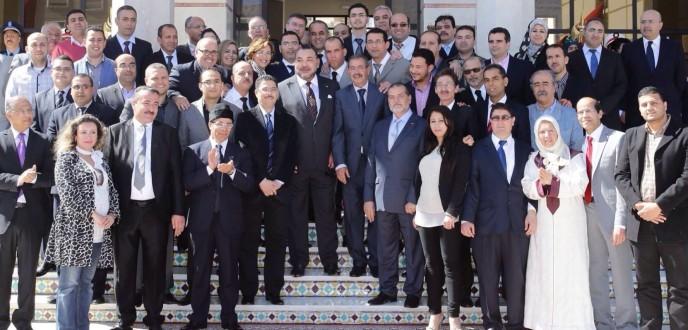 """""""بيت الصحافة"""" بطنجة.. جسر جديد لتلاقي و اندماج مهنيي الصحافة و الإعلام المغاربة"""