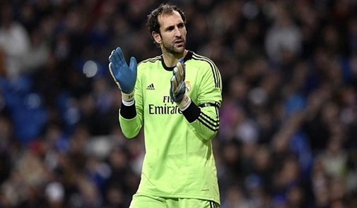 """وكيل """"دييغو لوبيز"""" ينفي رحيل لاعبه عن ريال مدريد"""