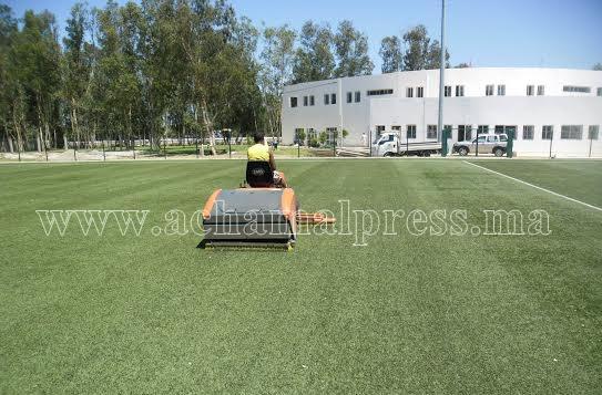 فريق المغرب التطواني وتوفير البنيات التحتية الرياضية.. رهان وتحدي كبير